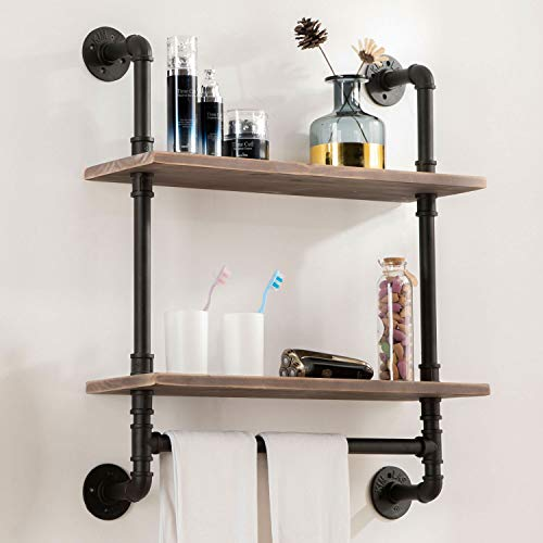 Winsome Wood Leo model name Shelving, Small and Large, Espresso