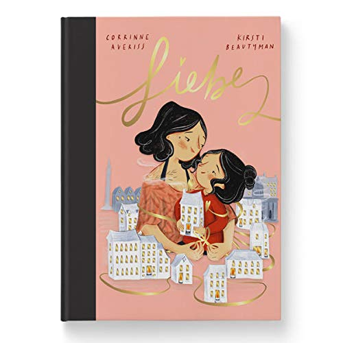 Liebe: Angst überwinden & ungewohnte Situationen meistern. Poetisches Bilderbuch über Familie & Eltern-Kind-Bindung. Zum Vorlesen für Kinder ab 4 Jahren oder als Mut-mach-Geschenk zur Einschulung.