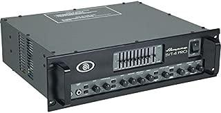 Ampeg SVT-4PRO Pro Series Tube/Solid-State Hybrid Bass Amplifier Head, 1200 Watt