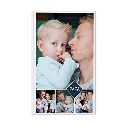 Vaderdag notitieboekje bedrukken - A5 - Softcover