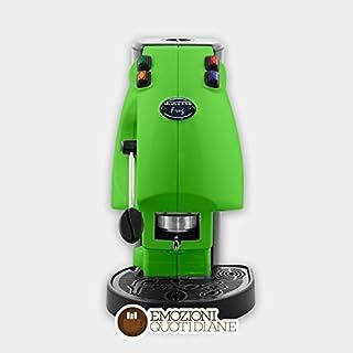 Máquina de café de monodosis de papel Ese 44mm diesse Frog Color Verde Claro