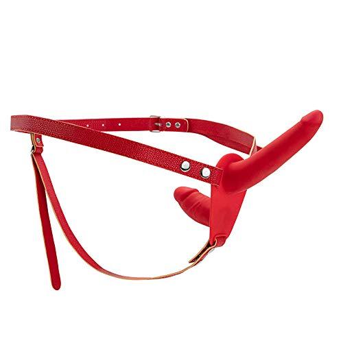 Ðildǒ Strapon Plus Size Adjustable Strapon 6 Inch for Beginner Couple for Female TYpeKSMDH66