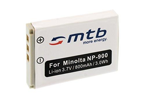 Batería NP-900 para Konica Minolta Dimage E40, E50