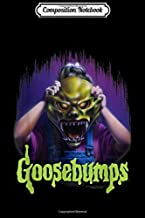 Composition Notebook: Goosebumps The Haunted Mask Cover Poster Journal/Notebook Blank Lined Ruled 6x9 100 Pages