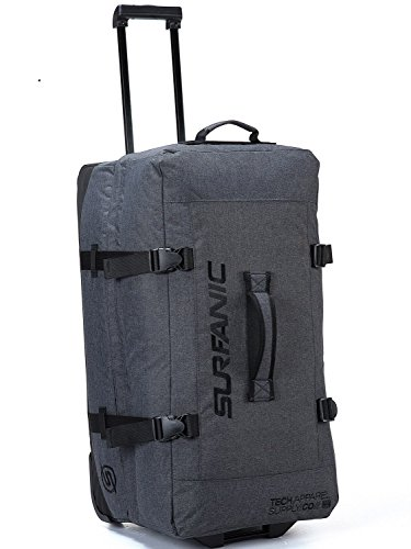 Surfanic Laptop-Trolley, Storm Grey (Grau) - SW125004 201-935-ONE