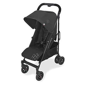 Maclaren Techno Arc Silla de paseo para niños desde el nacimiento hasta los 25 kg, Capota extensible e impermeable con FPU 50+, asiento multiposición y suspensión en las cuatro ruedas
