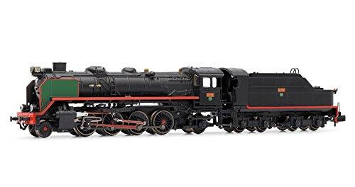 ARNOLD - Locomotora de Vapor 141F 2386. Mikado DC Digital y Sonido (Hornby HN2337S)
