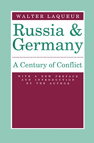 Download Russia and Germany: Century of Conflict (English Edition) B07CMKM9M7