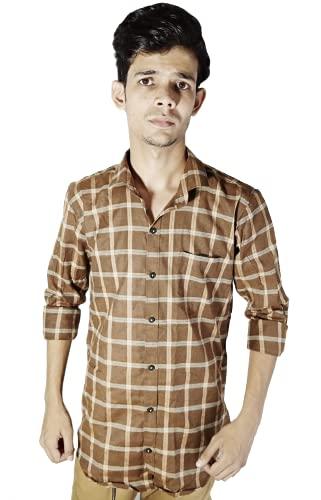 AMFLIPX Casual Cotton Shirts
