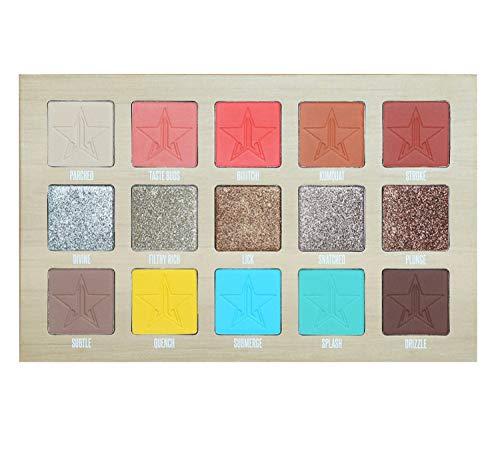 Jeffree Star Thirsty - Paleta de sombra de ojos