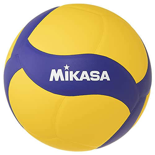 Mikasa Sports Volleyball V330w Schildkröt Fitness Pilatesball, Ø28cm, Yoga Ball, Grün, Mini Gymnastikball, Übungsball, Fitnessball, 960133, blau, 5