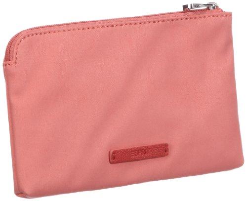 ESPRIT Trousse à Maquillage Esprit Damentasche, – Rosso (Rot (Peach Red 622)), O15042
