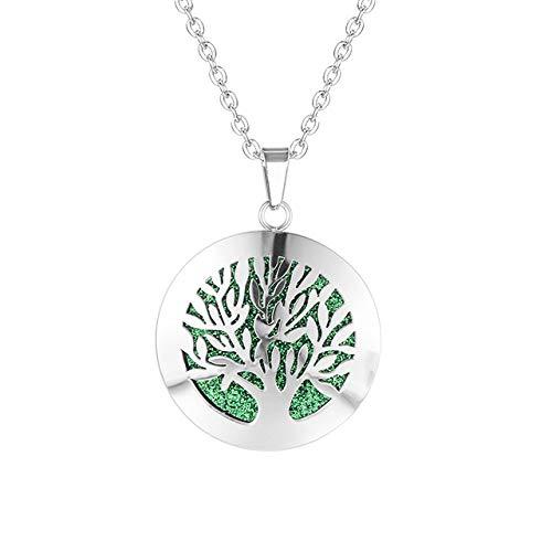 Difusor Pessoal Colar Aromaterapia Árvore da Vida