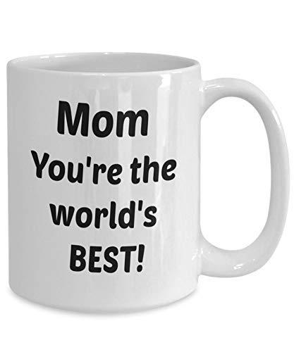 N\A Mamá, Eres la Mejor del Mundo. Taza de café. día de la Madre. la Mejor Taza de la mamá. Madre de Clase Mundial. Regalo del día de la Madre de Primera elección.