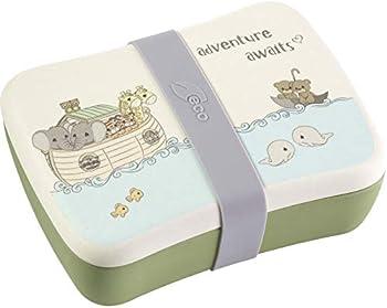 Precious Moments Noah's Ark Toddler Multi-Compartment Bento Box