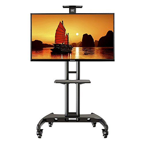 MAXCART Universal Adjustable Panel with Multi-functional and Professional Mobile Stand Upto 45...