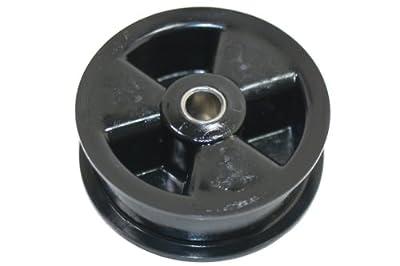 Electrolux Zanussi Tumble Dryer Jockey Pulley. Genuine part number 1506244001
