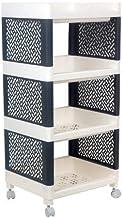 Citylife J-7096 CO 4 tier KD rack, 36 * 29.7 * 76.6cm