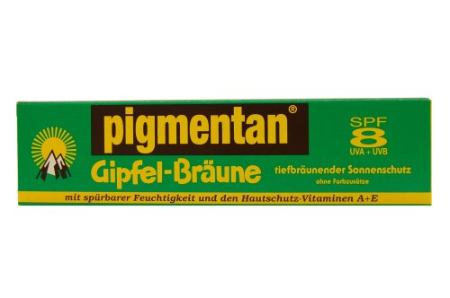 Pigmentan 61121 Gipfelbräune LSF8 50ml