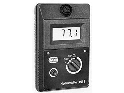 Set Hydromette UNI 1 incl. Aktiv-Elektrode B 50 und Bereitschaftskoffer IV
