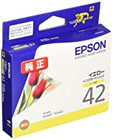 EPSON インクカートリッジ イエロー [ICY42]