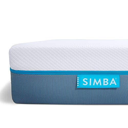 Simba Hybrid-Matratze | UK Single 90x190 | 25 cm hoch | Schaumstoff + AeroCoil Feder | Which? Best Buy 2020 Matratze