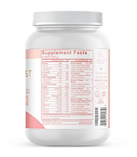 Milk Dust Lactation Protein Powder