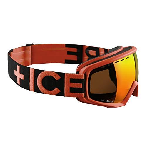 Bogner Fire + Ice Snow Goggles Ski-Brille | Lightning Red