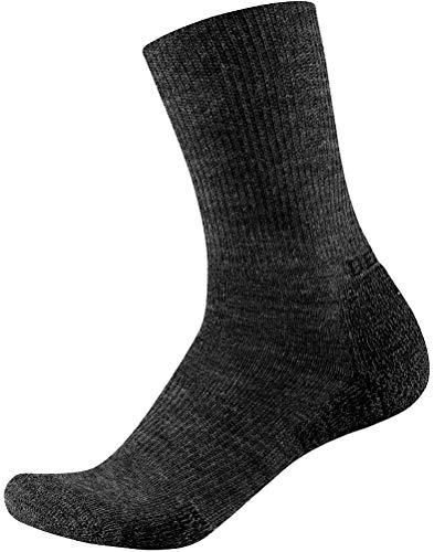 Devold Socken Walker High Unisex schwarz S (35-38)