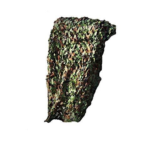 Qjifangzyp Terrassenmarkise Tiefes Dschungel-Tarnungs-Netz Für Das Schießen Verstecktes Waldschutz-Halloween Im Freien, 2m 3m 10m Camouflage net Sonnenschutznetz (größe : 3m*2m)