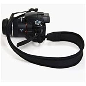 Black Camera /& Camcorder Strap Camera Accessory Anti-Slip Elastic Neoprene Quick Sling Strap for Camera Color : Grey