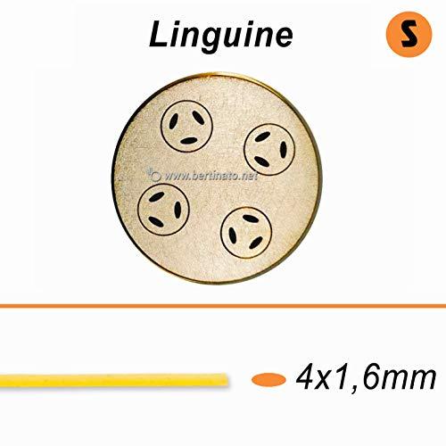 Linguine Linguine Schablonen für professionelles Frische Nudelmaschine Die Fattorin 1,5 kg
