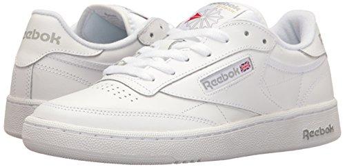 Reebok AR0455, Chaussures de gymnastique pour homme Blanc 44 EU