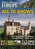 Rick Steves: Europe - All 70 Shows [DVD]