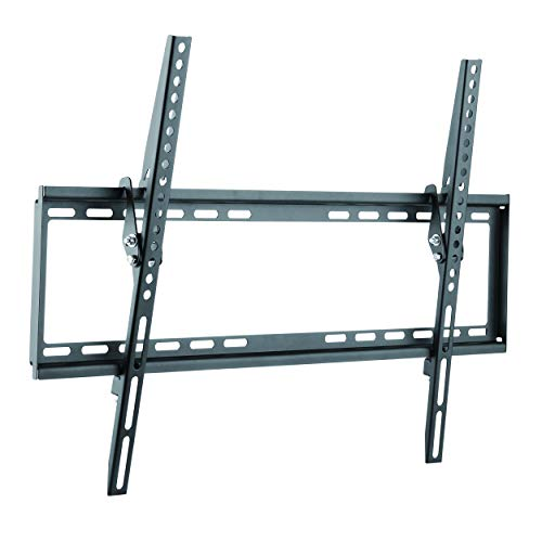 37-70 inch TV Wall Mount (5336-A) Tilt with 8 Degree for TV Flat Panel/LED/LCD Monitor, Max Load 77 lbs for Samsung, Vizio, Sony, Panasonic, LG, Sharp, Toshiba, etc. TV. Power by ProHT Black