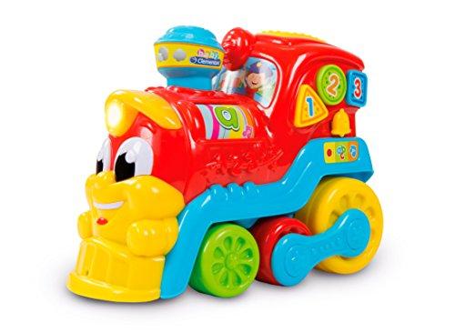 Clementoni Train D'Activités- 52302
