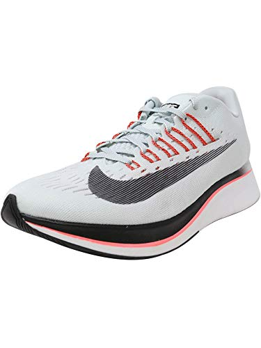 Nike Women's Zoom Fly Training Shoes, Grey (Barely Grey/Oil Grey-Hot Punch-White 009), 4 UK
