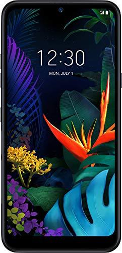 LG K50 Smartphone (15, 9 cm (6, 26 Zoll) IPS-LC-Bildschirm, 32 GB interner Speicher, 3 GB RAM, MIL-STD-810G, Android 9.0) Aurora Black