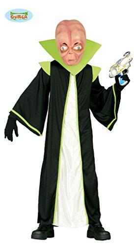 Disfraz de alienígena infantil pequeño (3-4 años): Amazon.es ...
