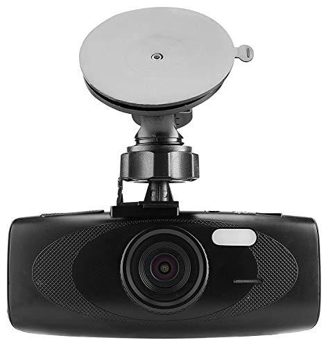"Spy Tec G1WH Full HD 1080P H.264 Car DVR Camera Recorder Dashboard Cam Black Loop Recording 2.7"" Video Screen G Sensor"