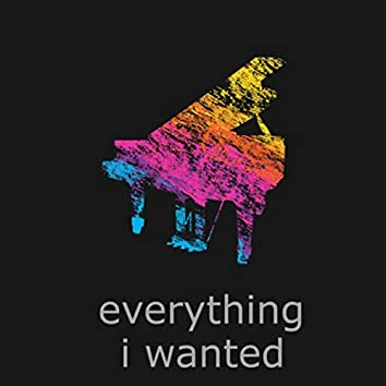 everything i wanted (piano version)