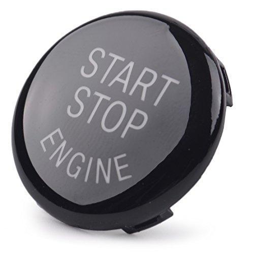 beler Interrupteur d'allumage du moteur Démarrage Arrêt Bouton poussoir Anneau de garniture