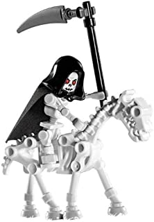 LEGO Skeleton Reaper with Skeleton Horse (Loose) Castle Mini Figure