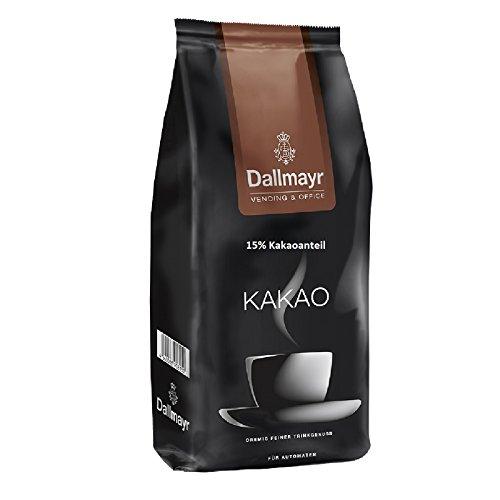 Dallmayr Kakao für Automaten 10 x 1kg Karton kakaohaltiges Getränkepulver