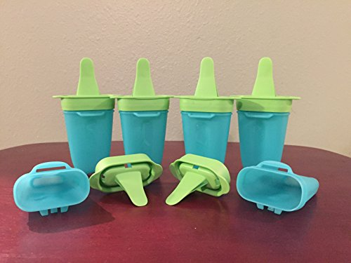 Tupperware Lollitups Freezer Popsickle set
