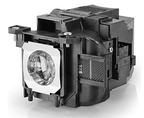PJxJ - Lámpara de repuesto con carcasa y bombilla original de Philips para Epson EB-S27, EB-W29, EB-98H, EB-945H, EB-955WH, EB-965H, EB-U32, EB-U04, EB-W04