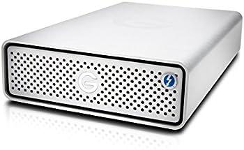 G-Technology 4TB Thunderbolt 3 / USB 3.1 / USB-C External Hard Drive