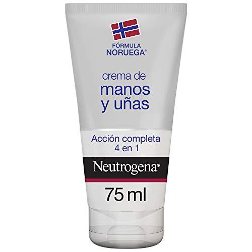 Neutrogena Crema de Manos y Uñas, Uñas Más Resistentes, 75 ml