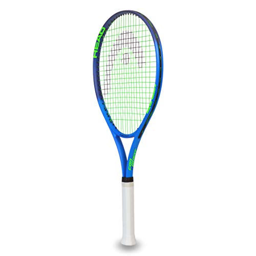 Product Image 2: HEAD Ti. Conquest Tennis Racket – Pre-Strung Head Light Balance 27 Inch Racquet – 4 1/4 In Grip