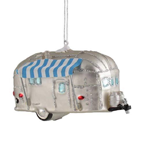 440s Gift Company - Christbaumschmuck, Baumschmuck - Hänger - Caravan, Food Truck - (LxHxT): 14,4 x 8,3 x 6,5 cm